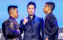 Eustaquio và Moraes chính thức chạm mặt trước thềm sự kiện đầu tiên trong năm của ONE Championship