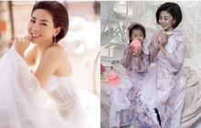 Mai Phương mạnh mẽ chống chọi ung thư, xinh đẹp hết cỡ chuẩn bị đón Tết cùng con gái