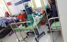 Pháo tự chế phát nổ khiến 5 người nhập viện cấp cứu, trong đó có em bé 18 tháng tuổi
