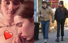 """Brooklyn Beckham táo bạo khoe cả ảnh """"giường chiếu"""" vô cùng gợi cảm bên bạn gái người mẫu"""