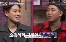 Hai nhóm trưởng EXO và BTS cùng thi giải toán nhanh, ai là người chiến thắng?