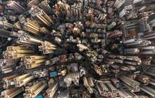 Góc nhìn độc đáo về Hong Kong qua những bức ảnh chụp từ trên cao