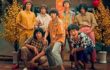 Kay Trần lầy hết cỡ, rủ hết 500 anh em Homie Boiz đội tóc ngố tàu giống mình trong MV đậm màu Tết quê