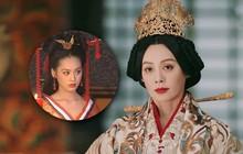 """Ninh Tịnh trước là nàng Triệu Cơ, 18 năm sau lại thành kẻ hành Triệu Cơ """"sấp mặt"""" trong """"Hạo Lan Truyện"""""""