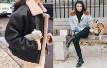 Có ít nhất 4 kiểu áo khoác sinh ra để hô biến vẻ ngoài của các nàng trẻ trung hơn cả vài tuổi