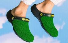 Chiêm ngưỡng đôi dép cao su một triệu tư khiến người mang như đi chân trần trên cỏ