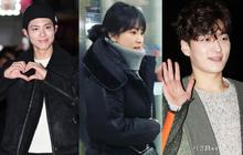 """Tiệc mừng công """"Encounter"""": Song Hye Kyo để mặt mộc, tài tử Hàn trẻ khó tin mặc dù hơn Park Bo Gum 12 tuổi"""