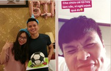 Nhật Lê lần đầu đăng story có mặt Quang Hải sau gần cả tháng lập Instagram mới