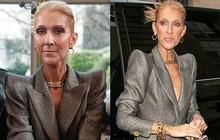 """Celine Dion gây xôn xao với diện mạo hốc hác, gầy trơ xương khi dự sự kiện cùng """"người tình tin đồn"""" điển trai"""