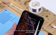 """""""Độ"""" iPhone XS Max từ 1 SIM thành 2 SIM, nhưng xem xong có lẽ chẳng ai muốn làm theo"""