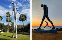 14 bức tượng kì dị đến đáng sợ ở khắp nơi trên thế giới