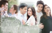 5 cặp đôi khiến dân tình phấn khích vì sắp tái hợp trên màn ảnh nhỏ Thái Lan năm nay