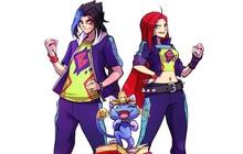 Sẽ thế nào khi các vị tướng Liên Minh Huyền Thoại hóa thân thành huấn luyện viên Pokemon?