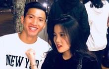 Đoàn Văn Hậu có bạn gái bay sang tận Philippines để cổ vũ, tình như này ai dám bảo đã chia tay?