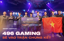 "Huấn luyện viên Dota 2, Huỳnh ""Magical"" Hữu Nghĩa: ""Mục tiêu của 496 Gaming là đặt chân vào trận Chung kết"""