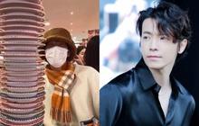 Cao thủ không bằng tranh thủ: Được bạn thân khao là phải ăn đến mức đĩa xếp cao quá đầu như Donghae (Super Junior) đây này