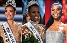 Chân dài Nam Phi liên tục giành giải cao tại các mùa Miss Universe: Màn phục thù thành công từ Á hậu 1 2018 tới Tân Hoa hậu 2019!
