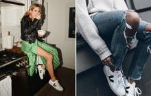 """Nếu mê sneaker đơn giản dễ đi, bạn phải cập nhật ngay đôi giày có logo chữ V tưởng lạ mà lại đang """"gây bão"""" này"""