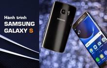 Hành trình 10 năm Samsung Galaxy S: Tạo ra tới 10 trào lưu cho thế giới smartphone