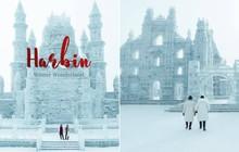 Thách thức bản thân với chuyến đi đến Thành phố băng siêu đẹp của Trung Quốc: Lúc lạnh nhất có thể xuống tới -40 độ!