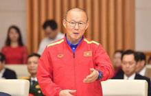 """HLV Park Hang-seo nói lời khiến fan Việt ấm lòng giữa """"rừng"""" tin đồn ra đi hay ở lại tuyển Việt Nam"""