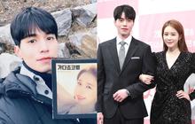 """Ai đẩy thuyền thì ra mà xem, Lee Dong Wook và Yoo In Na """"thả thính"""" công khai đúng vào ngày Valentine!"""