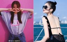 Cuộc chiến nhan sắc giữa 2 mỹ nhân Tân Cương: Nhiệt Ba kín đáo như nữ sinh, Na Trát siêu nóng bỏng với đồ bơi trong ngày 14/2