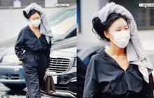 """Hình ảnh """"đỡ không nổi"""" của nữ idol Kpop: Khi bạn đang gội đầu dở thì phải chạy đi làm vì muộn giờ check in"""