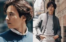 10 năm không đóng phim, Won Bin vẫn gây bão mạng chỉ vì gương mặt như tượng thần điêu khắc trên bìa tạp chí