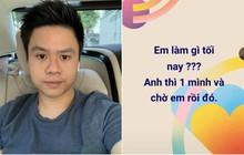 """Sau đồn đoán đã quen với người mới, Phan Thành mượn Valentine khẳng định mình là """"bông chưa chủ"""""""