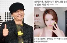 """Hết hồn, bố Yang chúc mừng Park Bom comeback sau loạt phốt bơ lác CL và """"thó"""" vũ công của Seung Ri"""