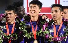 CLB Hà Nội giành Siêu cúp QG, sẵn sàng chạm trán đối thủ hùng mạnh Trung Quốc