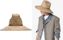 Tin được không: Gucci vừa ra mắt mũ cói giá 9 triệu, trông chẳng khác gì mũ bán đầy ở nước mình