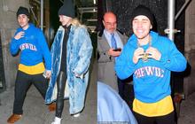 1 ngày trước khi rộ tin ly hôn, Justin Bieber và bà xã Hailey Baldwin xuất hiện bên nhau với thái độ đáng chú ý
