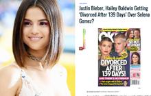 Dân tình náo loạn trước tin Justin Bieber và Hailey Baldwin ly dị sau 139 ngày chỉ vì Selena, nhưng sự thật là gì?