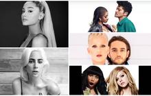 Tuần lễ đáng buồn hậu Grammy của Gaga, Ariana: Bị Katy Perry - Nicki Minaj - Cardi B đồng loạt hất văng khỏi BXH