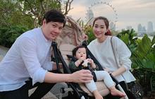 Chưa tròn 1 tuổi mà ba tiểu công chúa nhà sao Việt đã được dự đoán xinh đẹp, sành điệu hơn cả mẹ