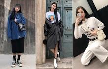 """Street style giới trẻ Hàn tuần qua đẹp, chất quá mức quy định, không tham khảo để lên đồ chụp ảnh """"sống ảo"""" thì hơi phí"""