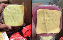Cay mắt với những hộp đồ ăn dán lời dặn siêu tỉ mỉ của mẹ: Sống xa nhà mới biết mẹ thương ta thế nào!