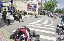 Băng nhóm nam nữ nghi dàn cảnh mua hàng online để trấn lột, cuớp tài sản ở Sài Gòn