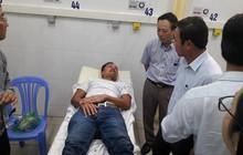 Vụ xe khách đối đầu contaner làm 16 người bị thương tại Đà Nẵng: Các du khách Hàn Quốc vẫn đang nằm viện