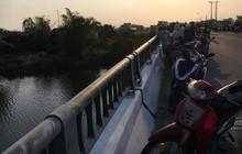 Bỏ lại ba lô trên cầu Tứ Câu, nam thanh niên nhảy sông tự tử