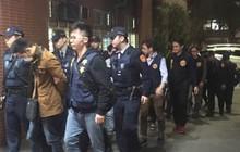 Bắt giữ 7 lao động Việt Nam đâm dao ở Đài Loan khiến 1 người chết, 1 người bị thương