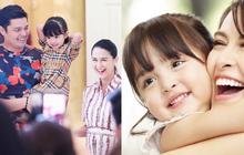 """""""Mỹ nhân đẹp nhất Philippines"""" mở tiệc đón con thứ 2, dân tình chỉ dán mắt vào nhan sắc cực phẩm của bé gái đầu lòng"""