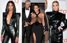 Thảm đỏ Hollywood gây sốc nhất hôm nay: Kim khoe trọn vòng 1 vì mặc như không mặc, đọ sắc bên dàn sao nóng bỏng