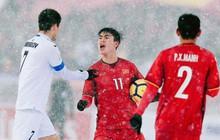 """Mạnh """"gắt"""" cảnh giác với tuyết trắng khi cùng Hà Nội FC đến Trung Quốc đá cúp châu Á"""