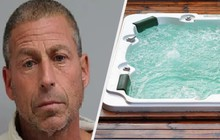 Ấn nhầm nút khi say xỉn, người đàn ông Mỹ vô tình làm vợ mắc kẹt rồi chết đuối trong bể sục nước nóng