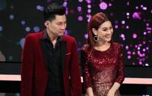 """Lâm Khánh Chi liên tục """"dọa"""" khóc, ly dị chồng khi chơi gameshow đầu năm"""