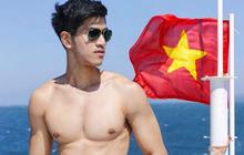 """HLV bị """"ném đá"""" nhiều nhất """"The Face Thailand"""" mùa 5: Body 6 múi săn chắc, từng đến Việt Nam 2 lần"""