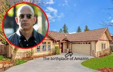Căn nhà giản dị bỗng lên giá 35 tỷ đồng chỉ vì một thứ: Tỷ phú công nghệ Jeff Bezos từng sống ở đây
